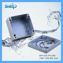IP67 120*120*82 mm  Waterproof Enclosure Aluminium Box  (SP-AG-FA-60 )