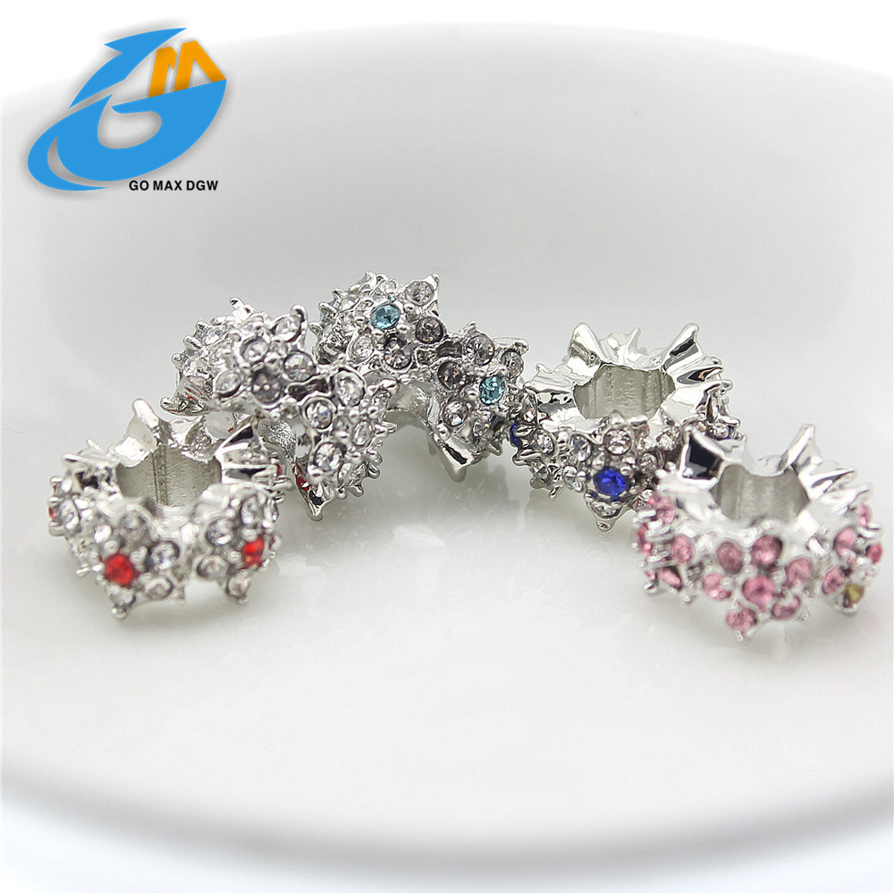 5 colour 2016 New Fashion Perles Jewelry Silver Plated Bijoux Beads Fit Diy Pandora Charms Bracelet Wholesale gift Drop shippin