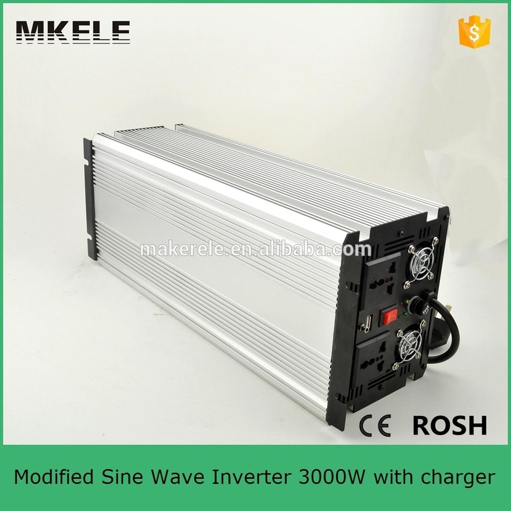 цена на MKM3000-481G-C best quality off grid solar inverter 3kw modified sine wave inverter 3000 watt power inverter 48vdc to 120vac