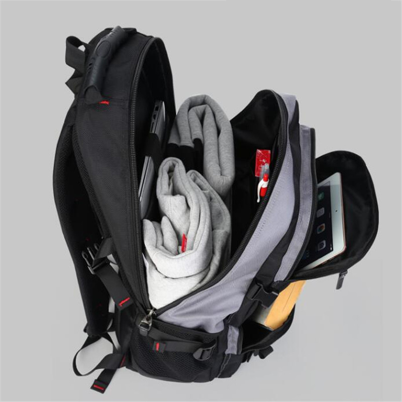 7c75a46e9e00 KAKA New Mountaineering Travel Backpack Europe United States Durable Large  Capacity Travel Bag Leisure Backpack A200-in Climbing Bags from Sports ...