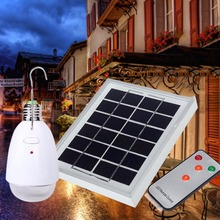 Home Portable 4 in 1 Recahegable Solar Powered 12LED Aluminum Alloy Panel Emergency Lamp Waterproof 40LM