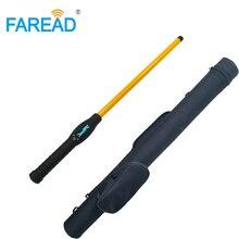 Bluetooth RFID çubuk okuyucu USB FDX B HDX el taşınabilir hayvan yongası tarayıcı kulak etiketi hayvancılık tanımlama Android app