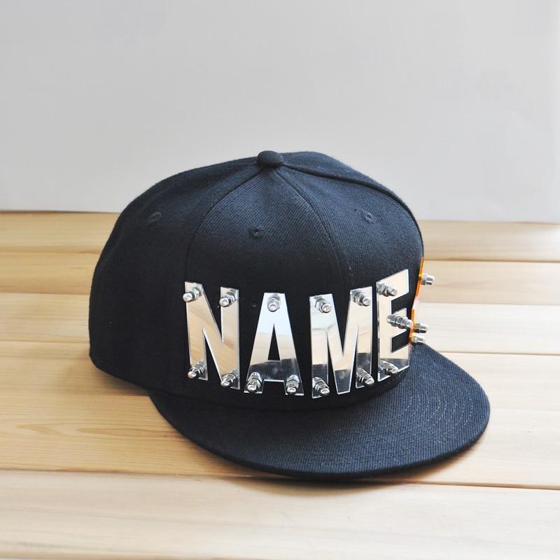 Cartas espejo acrílico gorras de béisbol 354a0b7f27d
