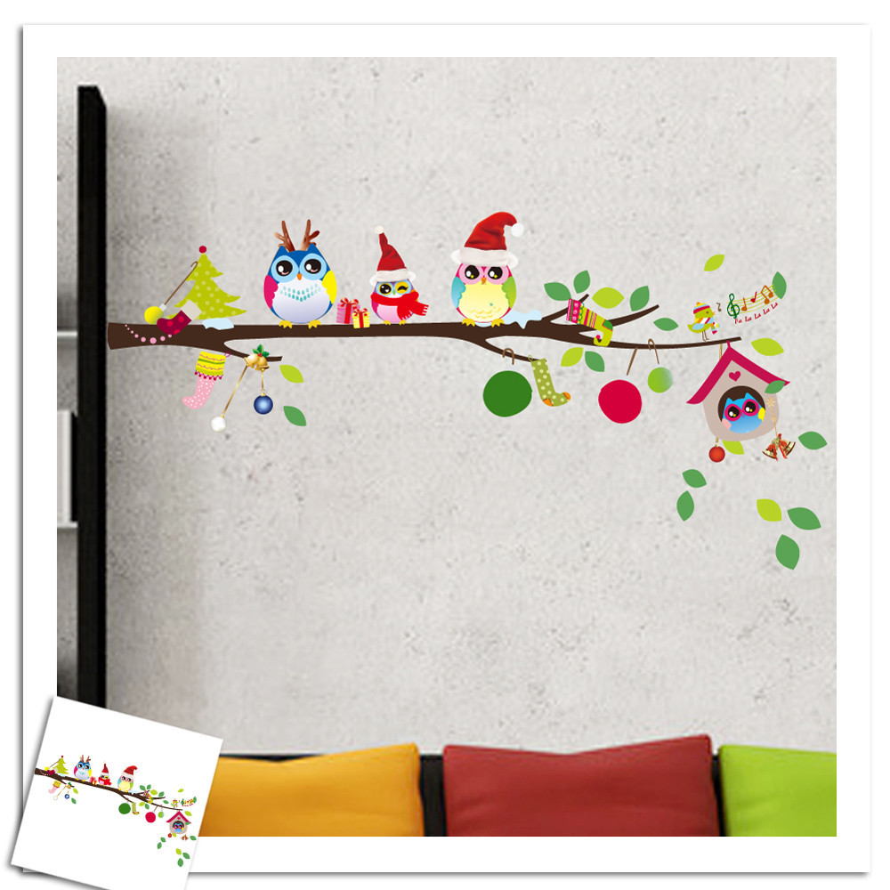 Christmas Decorations For The Wall Popular Christmas Decoration Wall Buy Cheap Christmas Decoration