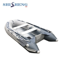 Customized sized Made in China Factory Price High Speed Inflatable Boat for sale