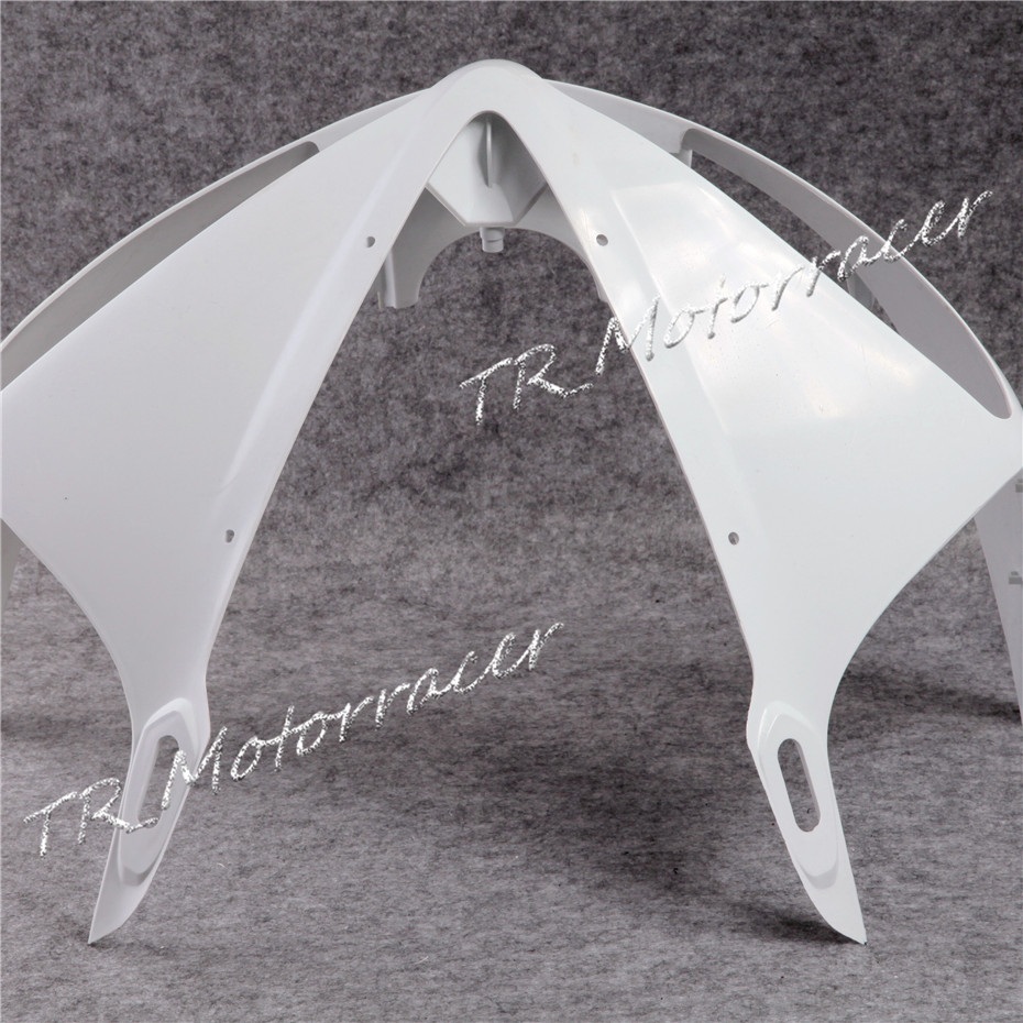 For Yamaha 2003 2004 2005 YZF R6 New Unpainted Motor Upper Front Fairing Cowl Nose Motorcycle Spare Parts Accessories авита ру продать камаз зерновоз 2003 2005 года