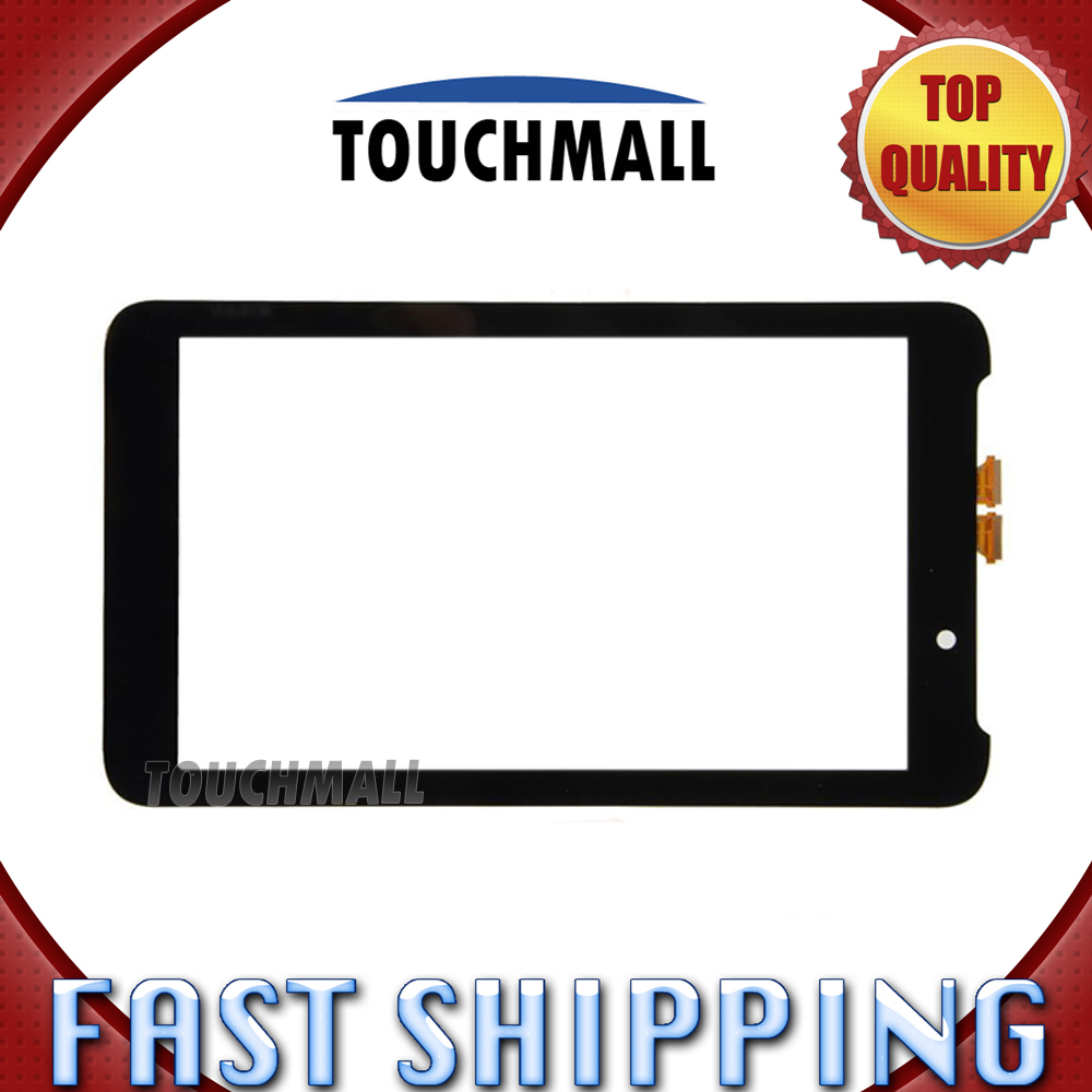 For Asus MeMo Pad 7 ME70C / ME170C Replacement Touch Screen Digitizer Glass 7-inch Black for Tablet Free Shipping free shipping tablet original for asus memo pad 8 me181c me181 k011 076c3 0807b black touch screen panel glass digitizer