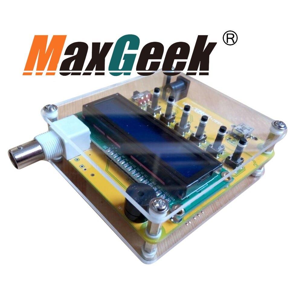 MR100 Digital Shortwave Antenna Analyzer Meter Tester 1M to 60MMR100 Digital Shortwave Antenna Analyzer Meter Tester 1M to 60M