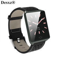 CK19 Smart watch Wearable Device Bluetooth Pedometer Heart Rate Monitor Color Display IP67 Waterproof Smart Watch Android IOS
