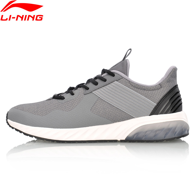 Li-Ning LN Gelato Men Walking Shoes Breathable Classic Cushion LiNing Sports Shoes Leisure Sneakers AGCM047 YXB104 li ning brand men basketball shoes sonicv series professional camouflage sneakers support lining breathable sports shoes abam019