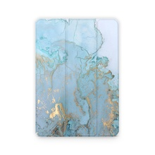 Magnetic Flip Covers for iPads with Beautiful Watercolor Prints