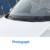 """Limpiaparabrisas cuchillas para Volvo XC60 (desde 2008 en adelante) 26 """"+ 20"""" fit botón tipo de limpiaparabrisas armas sólo HY-011"""