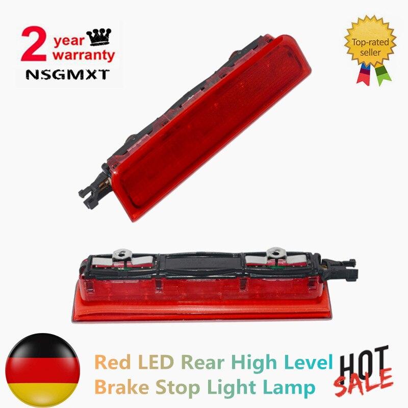 AP01 Red LED Rear High Level Brake Stop Light Lamp For Volkswagen Caddy MK3 2004 2015 New 2K0 945 087 C  2K0945087C 2K0945087B|Pistons  Rings  Rods & Parts|   - title=
