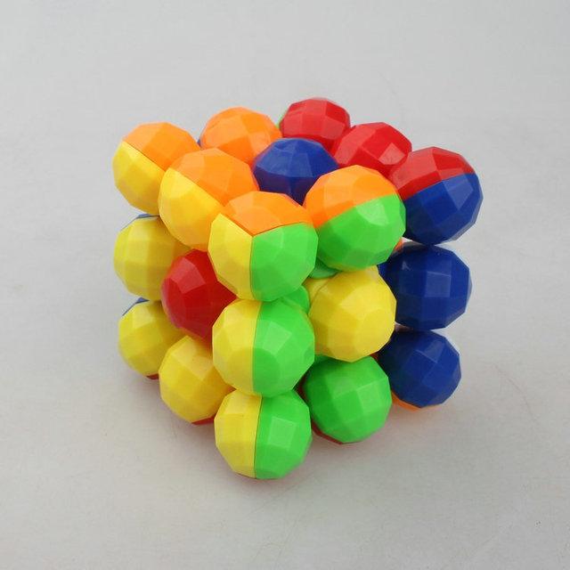 Bubble Magic Cube