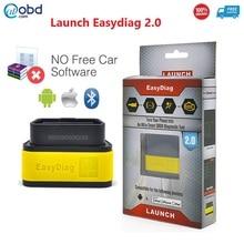Оригинал Старта X431 Easydiag EasyDiag2.0 Диагностический Инструмент 2.0 для Android/iOS Bluetooth OBDII Сканер Обновление Онлайн Бесплатно Корабль