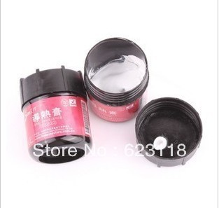 1pcs Paste heat-dispersing silica gel thermal grease for computer CPU GPU fan/graphics card 1PC