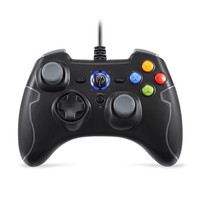 Wireless Gamepad Controller 2.4G Vibration Fire Button Range 10m Support For Windows XP/7/8/10 PS3 Android Vista TV Box Handle