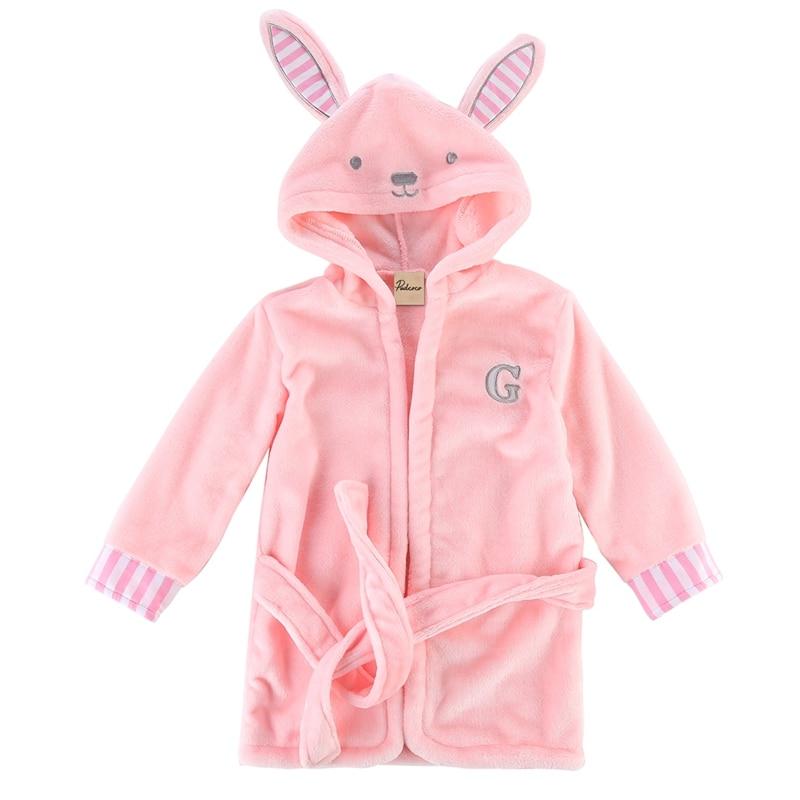 2018 детские для маленьких мальчиков для девочек новые модные милые Повседневное одноцветное пижамы с длинными рукавами зимние Халаты лидер ...