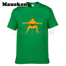 7f8c459864 Men T-shirt Clay Matthews #52 Green Bay Tees Short Sleeve T SHIRT Men's
