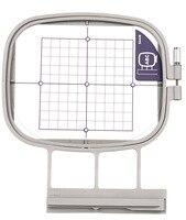 SA438 Medium Embroidery Hoop 4 x 4 (100x100mm) for Baby Lock Ellegante BLG/BLG2 Plus/BLL/BLL2 Ellisimo BLSO Esante