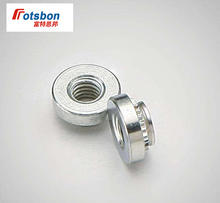1000pc S-032-0/S-032-1/S-032-2/S-032-3 Self-clinching Nuts Zinc Plated Carbon Steel Press In PEM Standard Wholesales