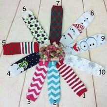 Merry-Christmas Leg-Warmers Cotton Baby Kids 5pcs/Lot