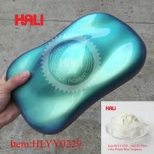 Хамелеон пигмент, тип HLYY0229, Сделай Сам гвоздь, автомобильный, краска, косметика, кожа, чернила, пластик, керамика, 10 г в упаковке