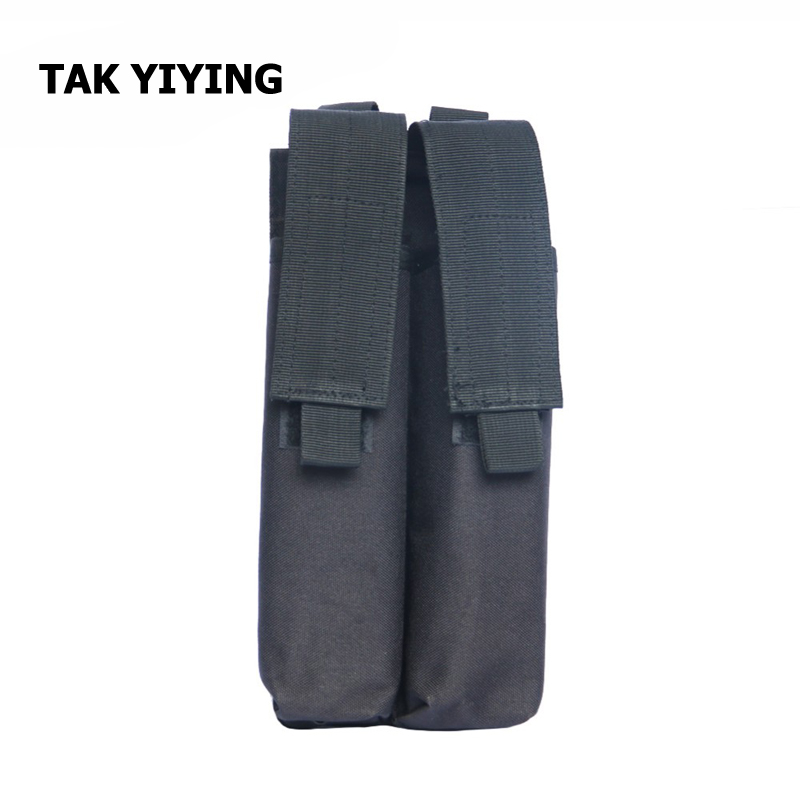 Tak yiying combate P90 airsoft molle doble táctica UMP bolsa mag