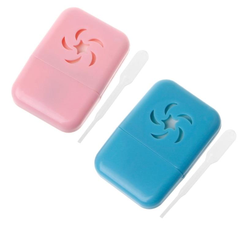 1 компл. USB автомобиль ароматерапия Распылитель ароматизатор увлажнитель эфирные масла домашний свежий портативный случайный цвет