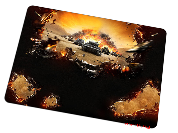 cool world of tanks mouse pad best seller large pad to mouse computer mousepad wot fire gaming mouse mats to mouse gamer