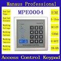 Wholesale Metal Proximity RFID Door Controller Waterproof Password Keypad Access Control ID/IC Card wireless keyboard System E4