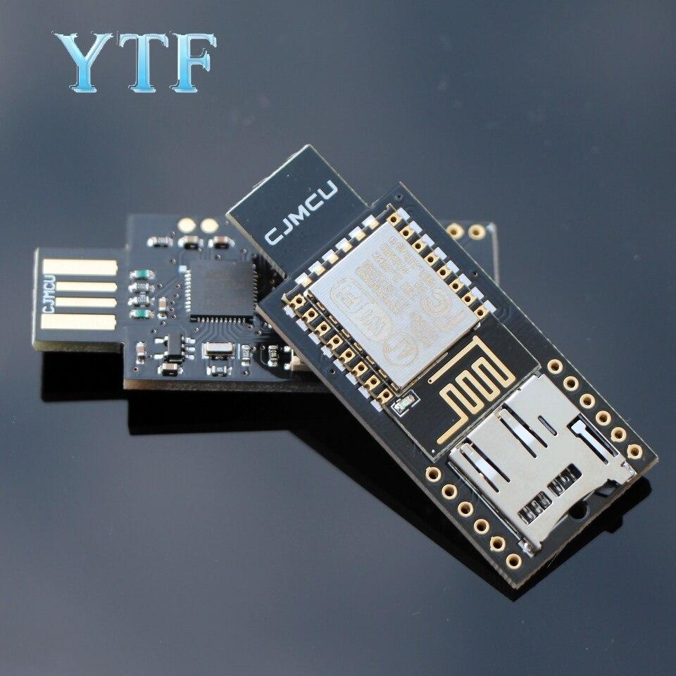 CJMCU-3212 Virtual Keyboard Badusb ATMEGA32U4 WIFI ESP-8266 TF Storage