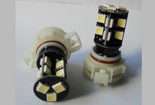 Wholesale Car LED SMD Xenon-White Bulbs H1 H3 H4 H7 H8 H11 H13 H16 9005 9006 9007 Fog Light