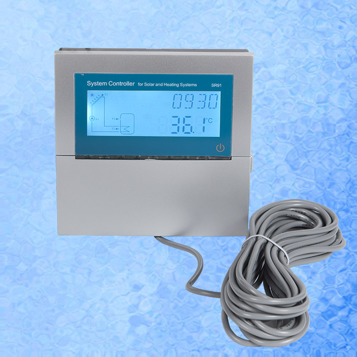 SR91 Solar Heating System Controller Updated version of SR868C9-in Solar Controllers from Home Improvement    1