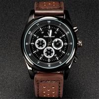 Relógio masculinoแฟชั่นmontre homme reloj hombreควอตซ์-นาฬิกาv6ชายนาฬิกาวิน