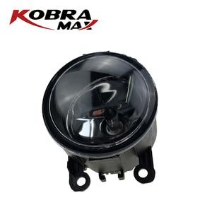 Image 1 - Kobramax Hoge Kwaliteit Fabriek Mistlampen 851200000 Auto Accessoires Mistlampen OEM 1209177.8200074008.6206E1 Voor Citroen