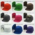 Venta caliente blanco simple deporte snapback caps sombreros ajustables al por mayor nuevo llega winwinwholesale 160 unids/lote