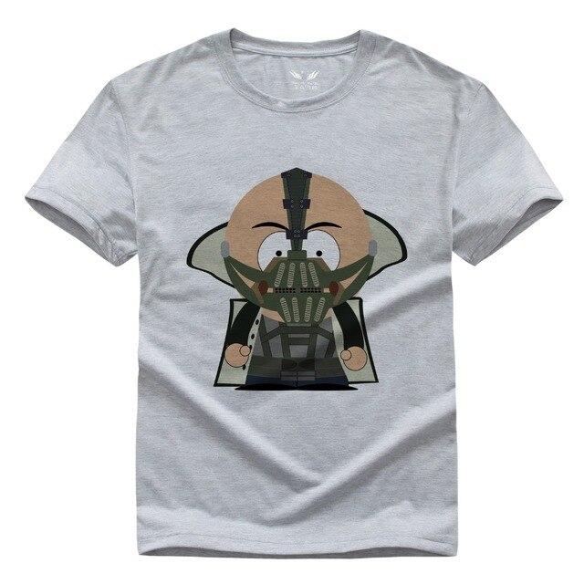 New Summer Fashion T Shirt Mens Clothing Cartoon Sitcoms SOUTH PARK T-shirt 3D Print T Shirt Men Short Sleeve t-shirt 2