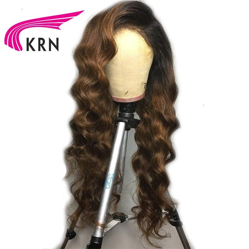 ombre Color Wigs