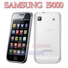 Samsung-teléfono inteligente I9000 Galaxy S reacondicionado, Original, 3G, WiFi, GPS, 5MP, pantalla táctil de 4,0