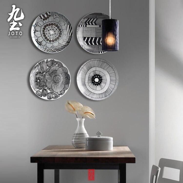 Wall Plates Decor popular ceramic wall plates-buy cheap ceramic wall plates lots