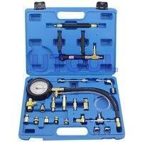 TU 114 Fuel Pressure Gauge Fuel Pmup Compression Tester For Automotive Repair