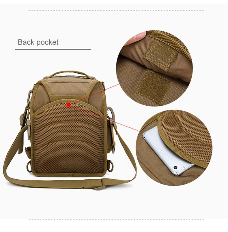 mochila militar do exército molle caça mochilas