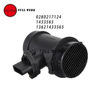 1pc Mass Air Flow Meter Sensor for BMW E36 E38 E46 316i 318i 740 Z3 0280217124 13621433565 1433565