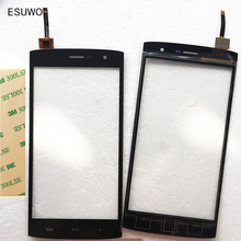 """Esuwo 5.5 """"сенсорный экран планшета Для Doogee HOMTOM HT7 HT7 Pro стеклянная панель Замена сенсорного датчика сенсорный экран Переднее стекло"""