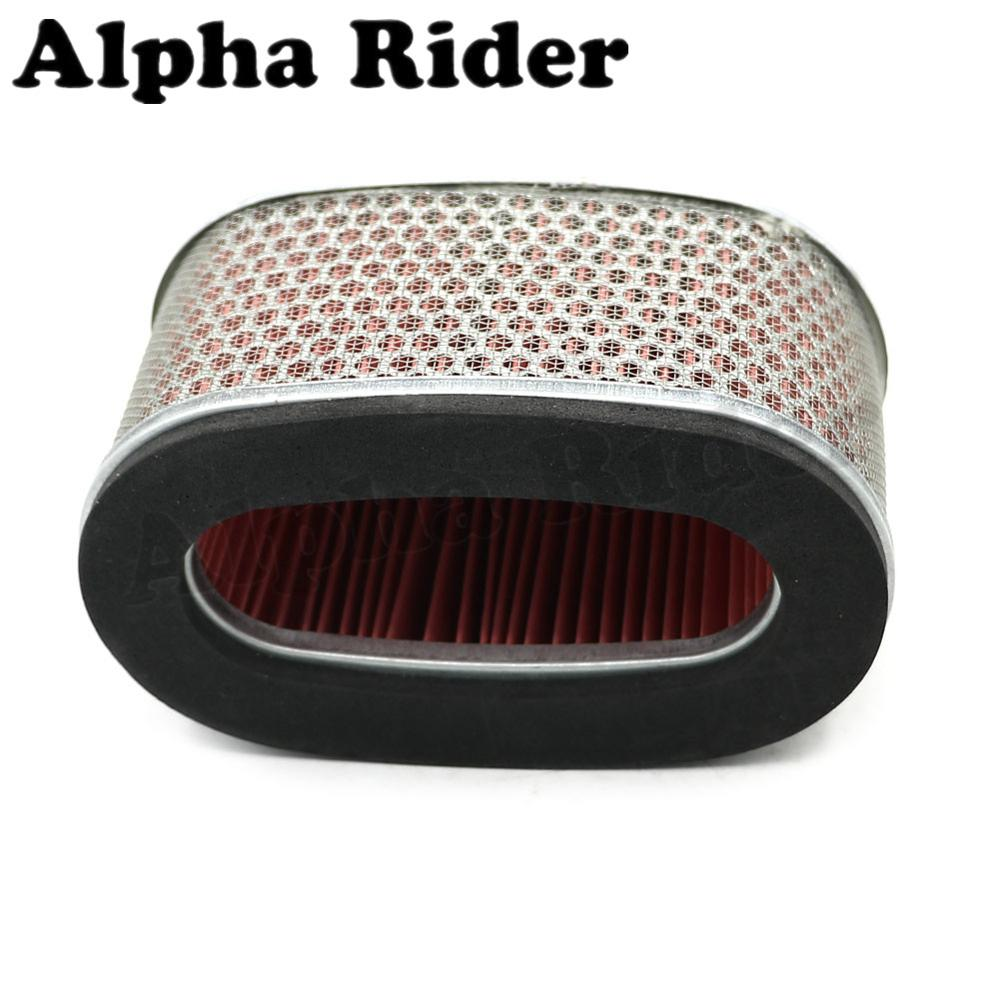 Motorcycle Air Filter Intake Cleaner for Honda Shadow 400 750 ACE Deluxe Spirit VT400 VT750 1997-2003 2002 2001 2000 1999 1998(China)