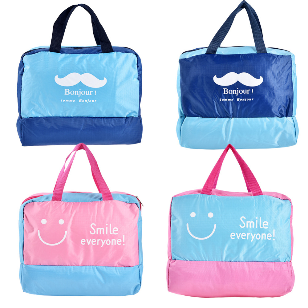 Combo Dry Wet Bag Beach Swimming Bag Dry Wet Sports Pool Bags Swimsuit Swimwear Waterproof Sack Storage Travel Gym Bag bag