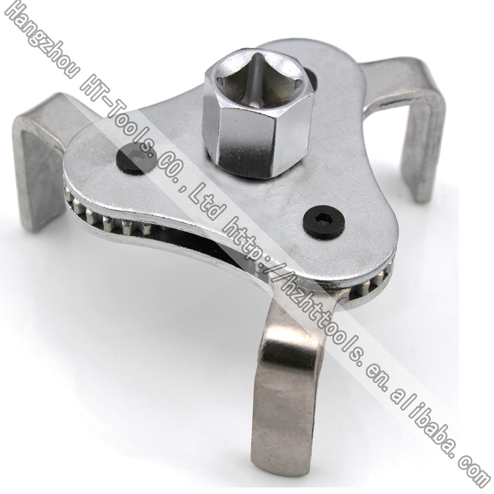 Automobiles & Motorcycles Strict Adjustable Two Way Three Jaw Oil Filter Wrench 60-102mm Pleasant To The Palate