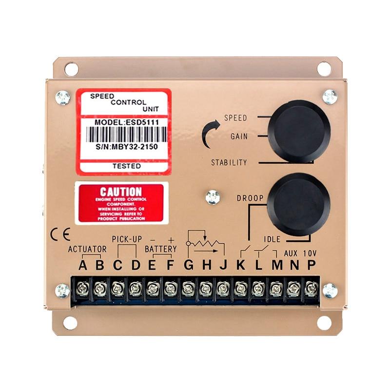 Регулятор скорости генератора PER5111/ESD5111 Бесплатная доставка