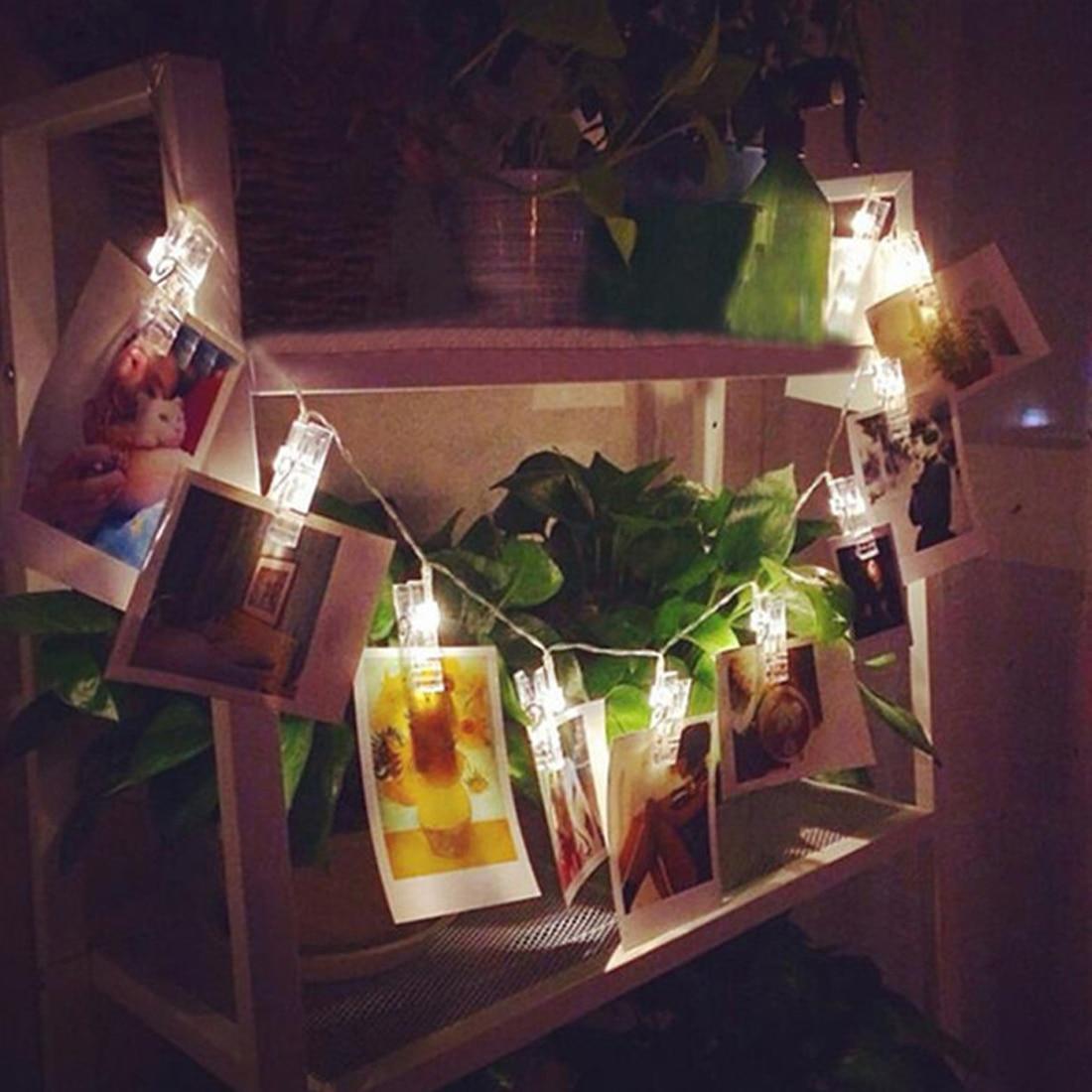 Фестиваль 20LED Строка Рождественские огни Открытый 3 м свет сада для дома Свадебная вечеринка украшения Battry Тип